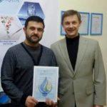 Алишер Собиров, мастер Хатха-йога